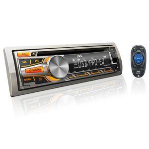پخش کننده خودرو جی وی سی KD-R455