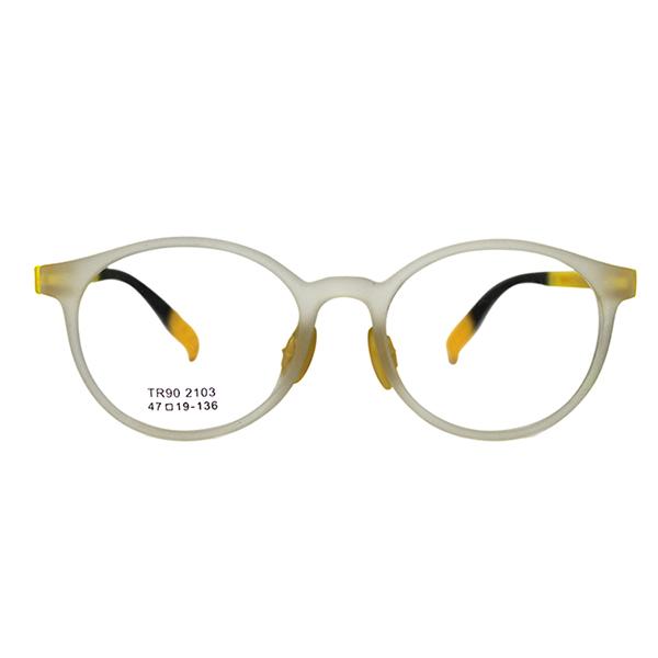 فریم عینک طبی پسرانه کد 2103a