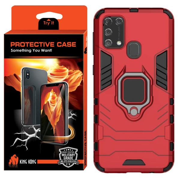 کاور کینگ کونگ مدل GHB01 مناسب برای گوشی موبایل سامسونگ Galaxy M31