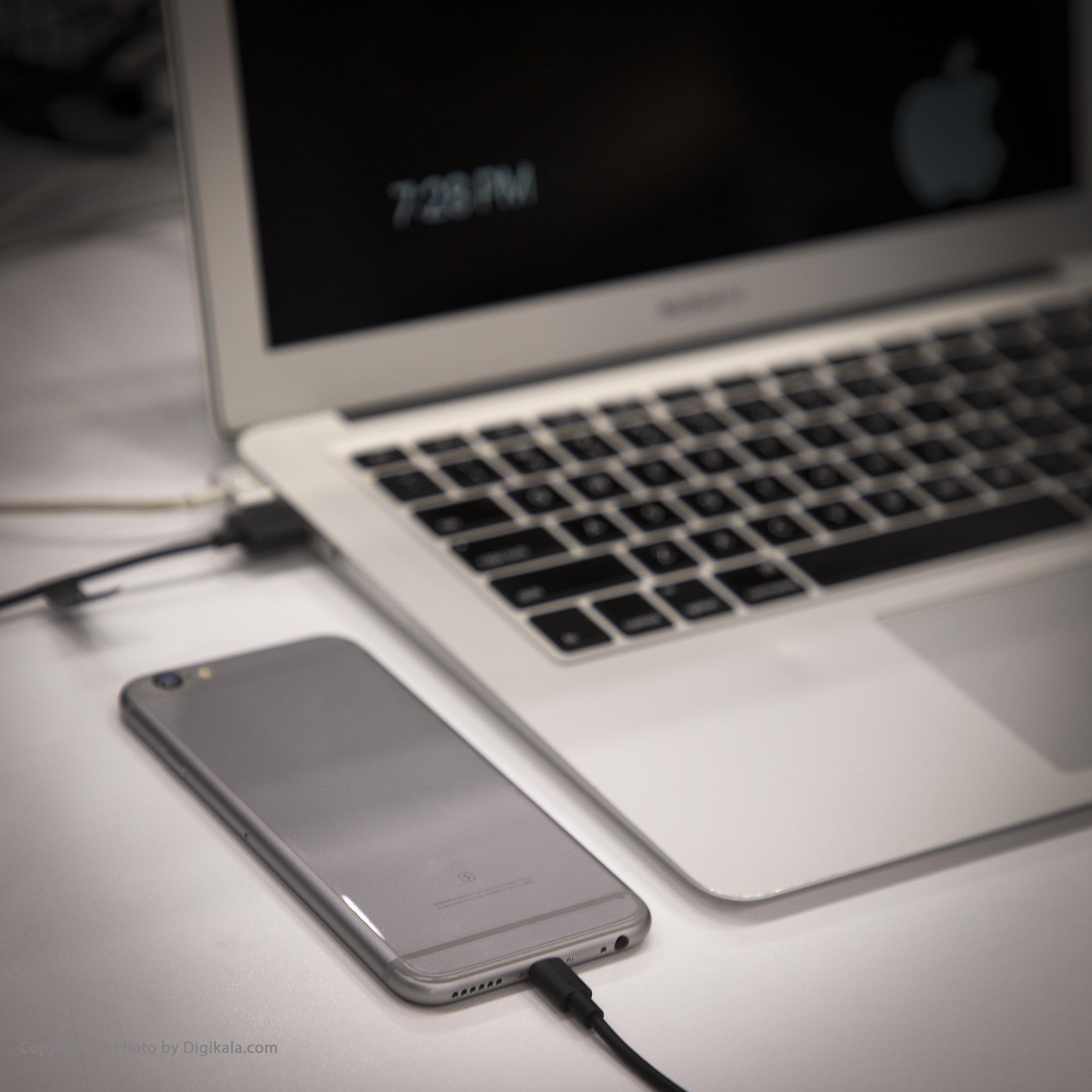 کابل تبدیل USB به لایتنینگ راو پاور مدل RP-CB031 طول 2 متر main 1 8