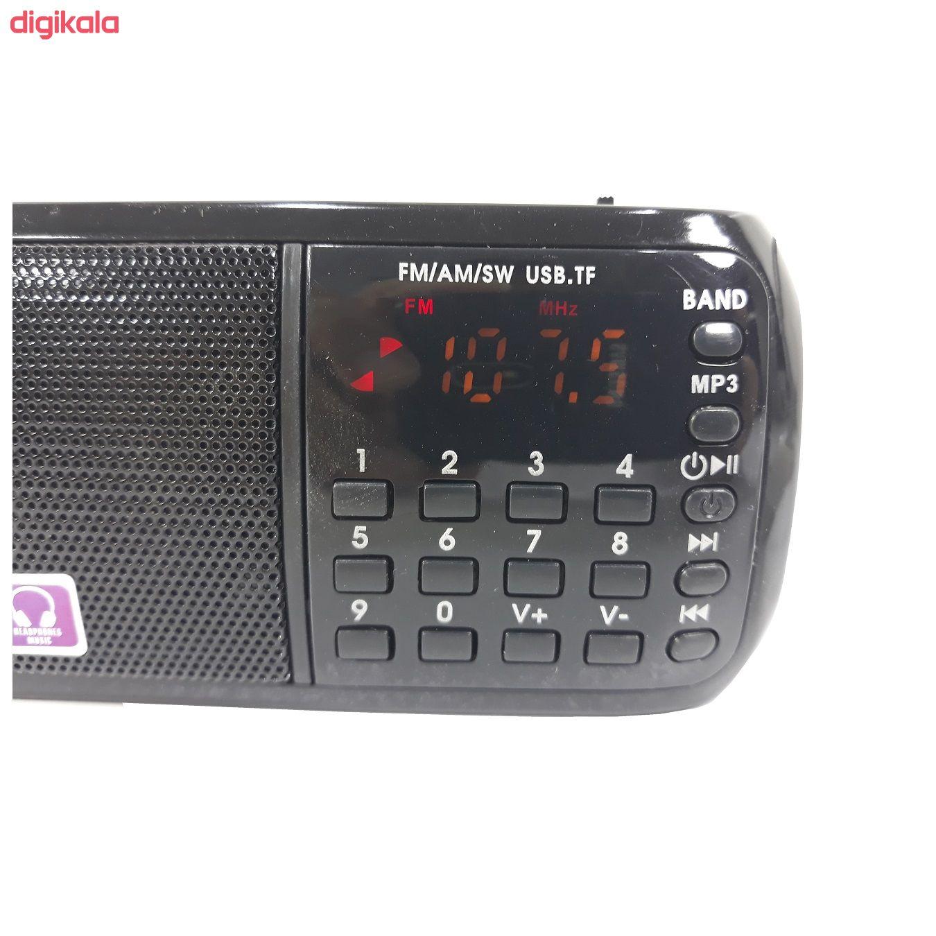 رادیو هائونینگ مدل HN-361LED main 1 1