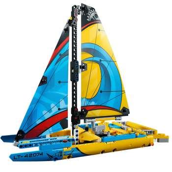 لگو سری تکنیک مدل قایق بادبانی 42074