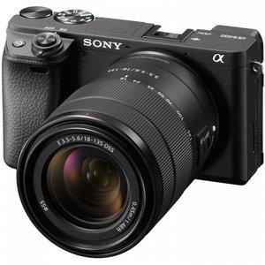 دوربین دیجیتال بدون آینه سونی مدل Alpha A6400 به همراه لنز 135-18 میلی متر