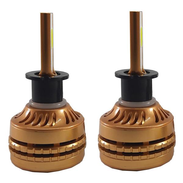 لامپ هدلایت خودرو زنوتیک مدل H3 بسته 2 عددی