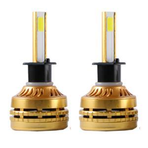 لامپ هدلایت خودرو زنوتیک مدل H1 بسته 2 عددی