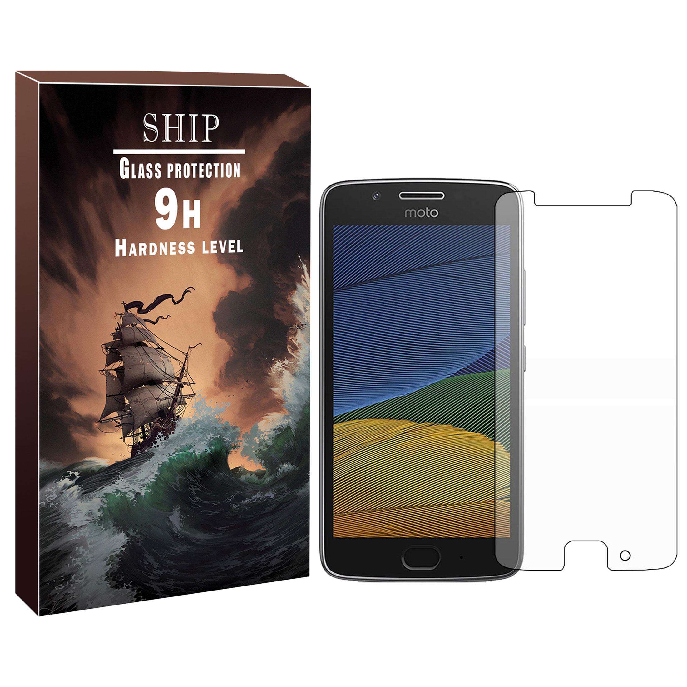 محافظ صفحه نمایش شیپ مدل SAD-01 مناسب برای گوشی موبایل موتورولا Moto G5