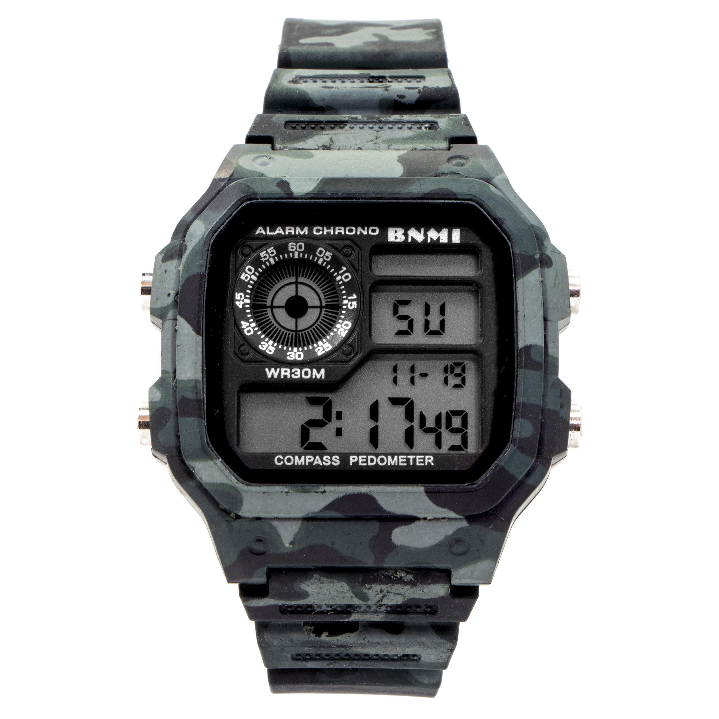 ساعت مچی دیجیتال بنمی مدل 0044014             قیمت