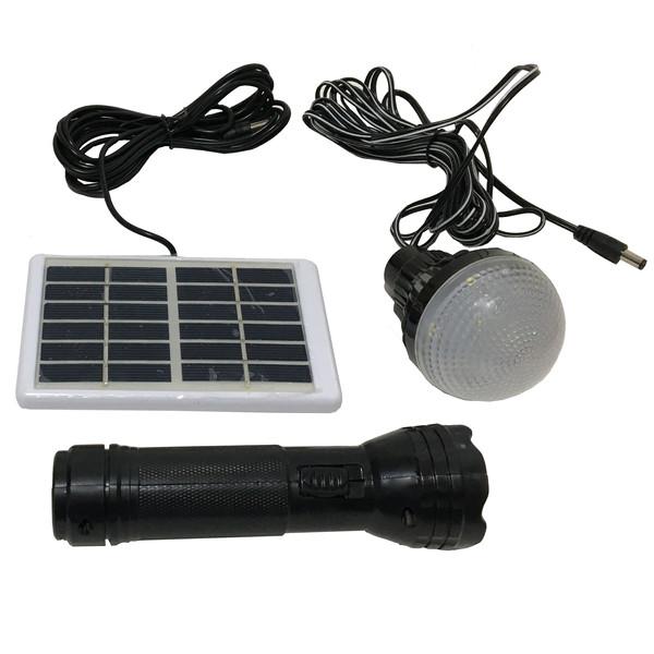 سیستم روشنایی خورشیدی مدل CL-038