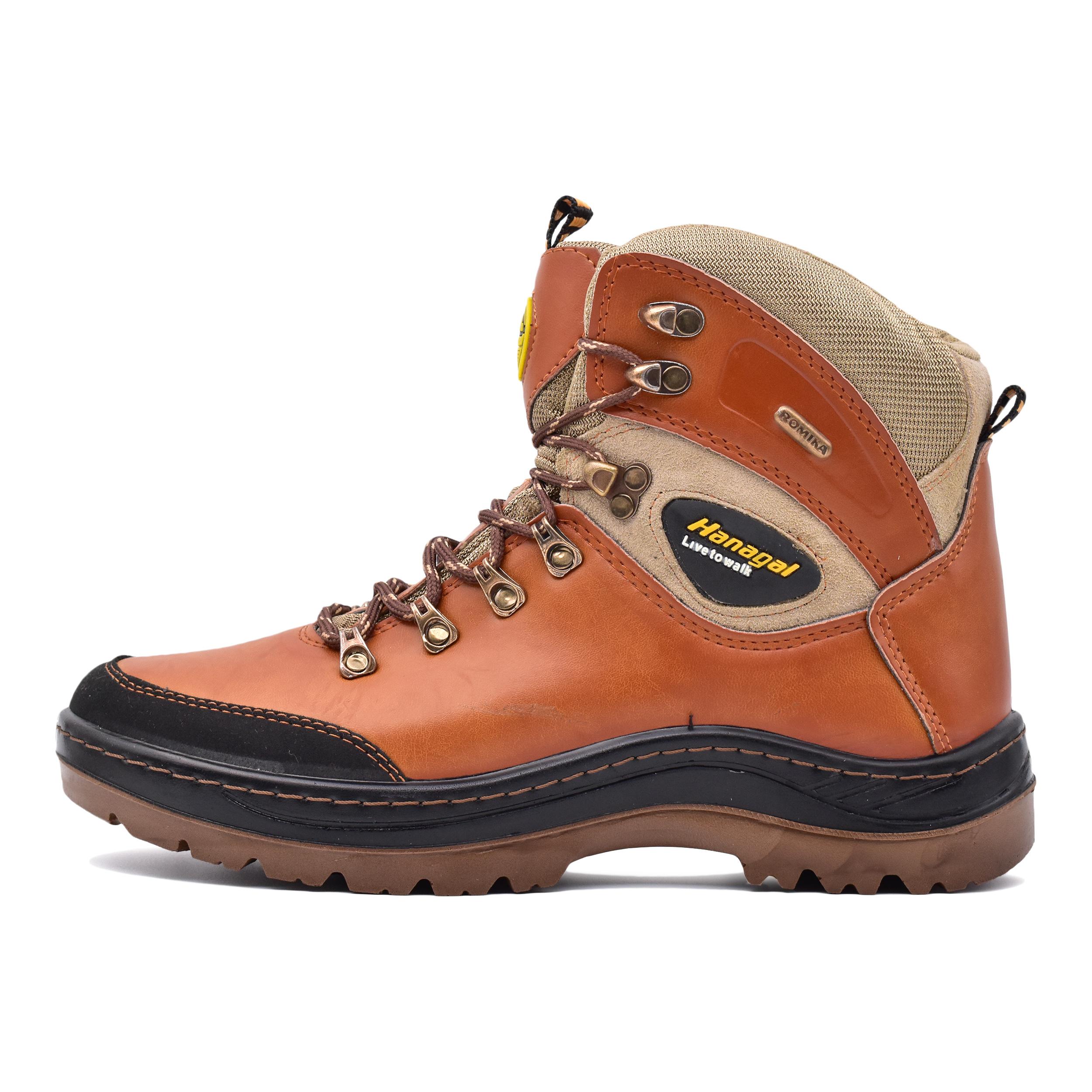 کفش کوهنوردی زنانه هاناگال کد 2-5530