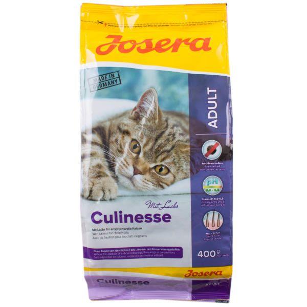 غذای خشک گربه جوسرا مدل Culinesse مقدار 400 گرم