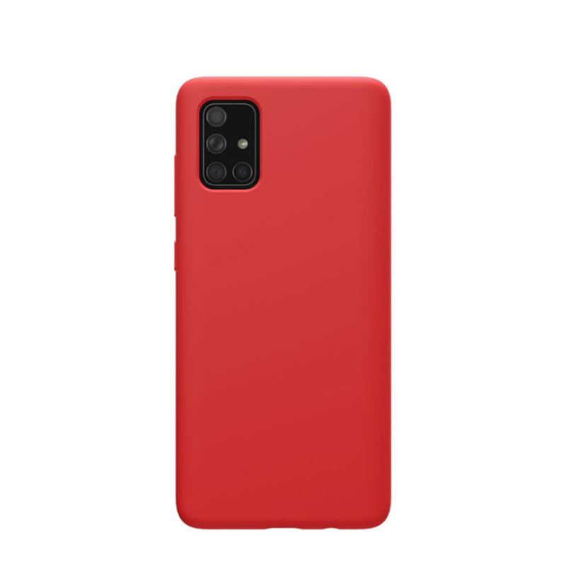 کاور نیلکین مدل Flex مناسب برای گوشی موبایل سامسونگ Galaxy A71