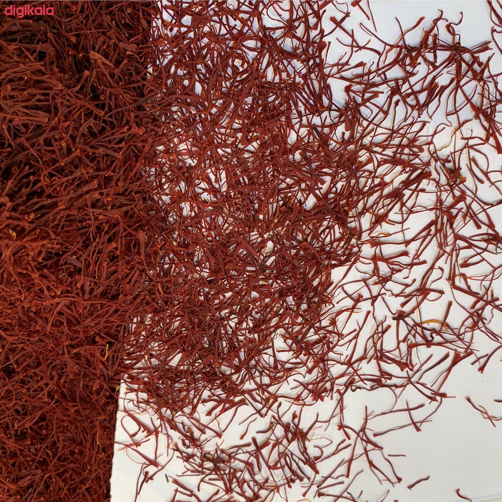 زعفران سرگل درجه یک نورهان - 100 گرم main 1 2