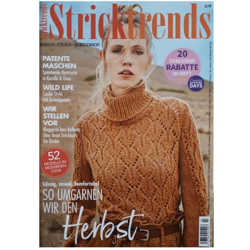 مجله Stricktrnds مارچ 2019