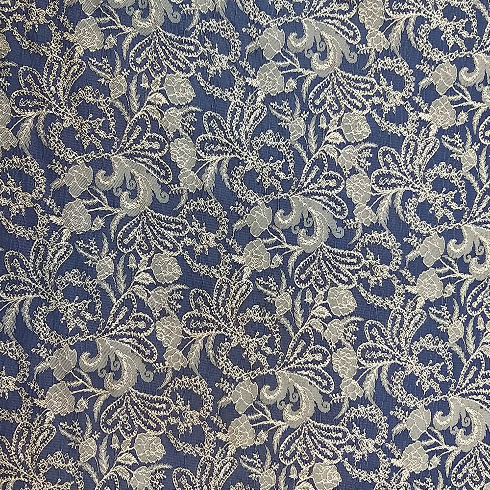 خرید                      پارچه لباس طرح سنتی کد 637