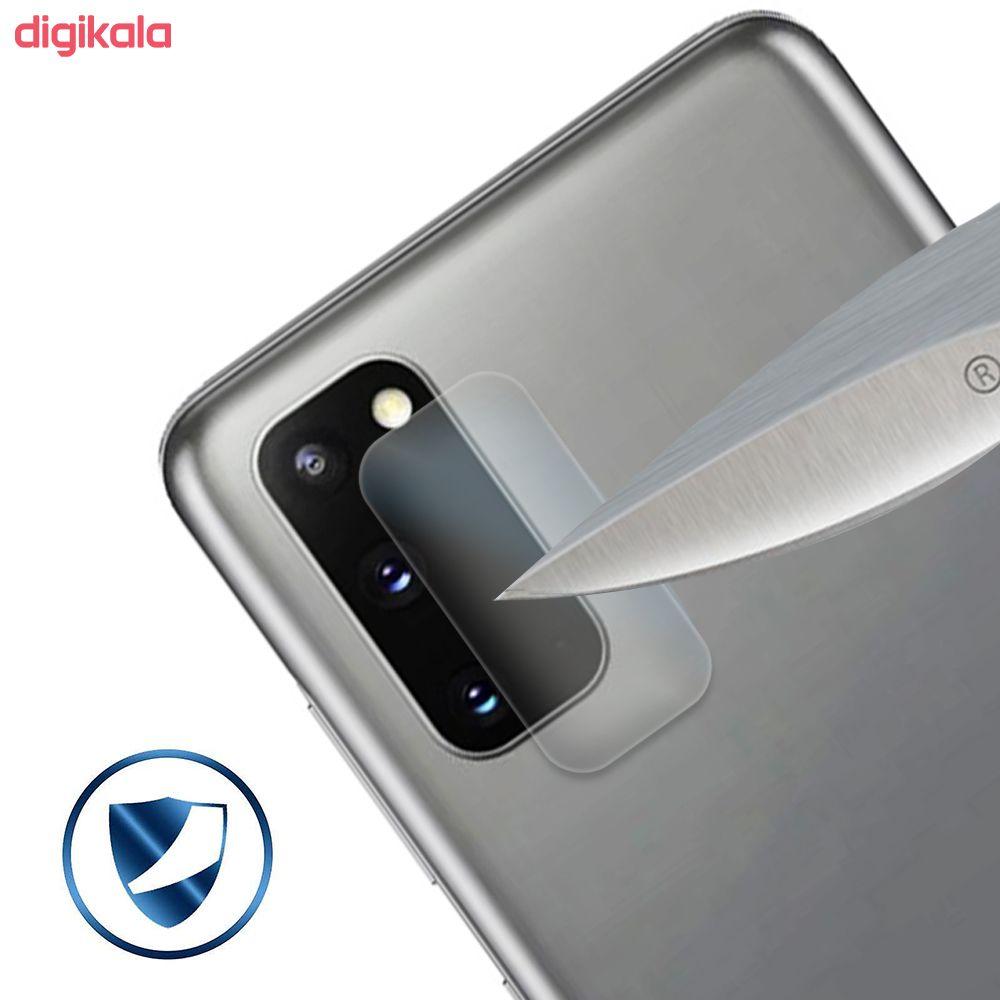 محافظ لنز دوربین سیحان مدل GLP مناسب برای گوشی موبایل سامسونگ Galaxy S20 main 1 1