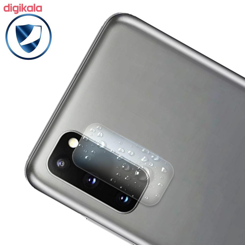 محافظ لنز دوربین سیحان مدل GLP مناسب برای گوشی موبایل سامسونگ Galaxy S20 main 1 3