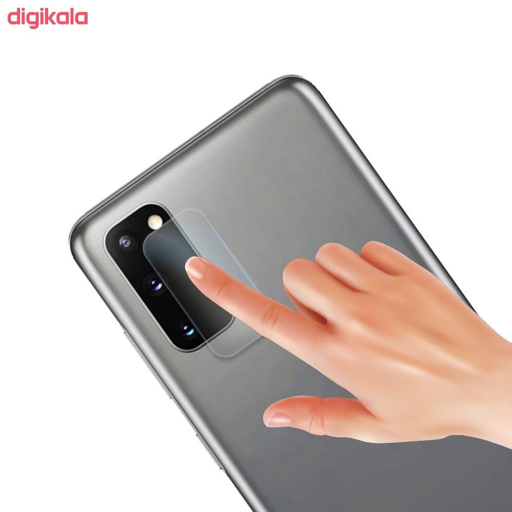 محافظ لنز دوربین سیحان مدل GLP مناسب برای گوشی موبایل سامسونگ Galaxy S20 main 1 4