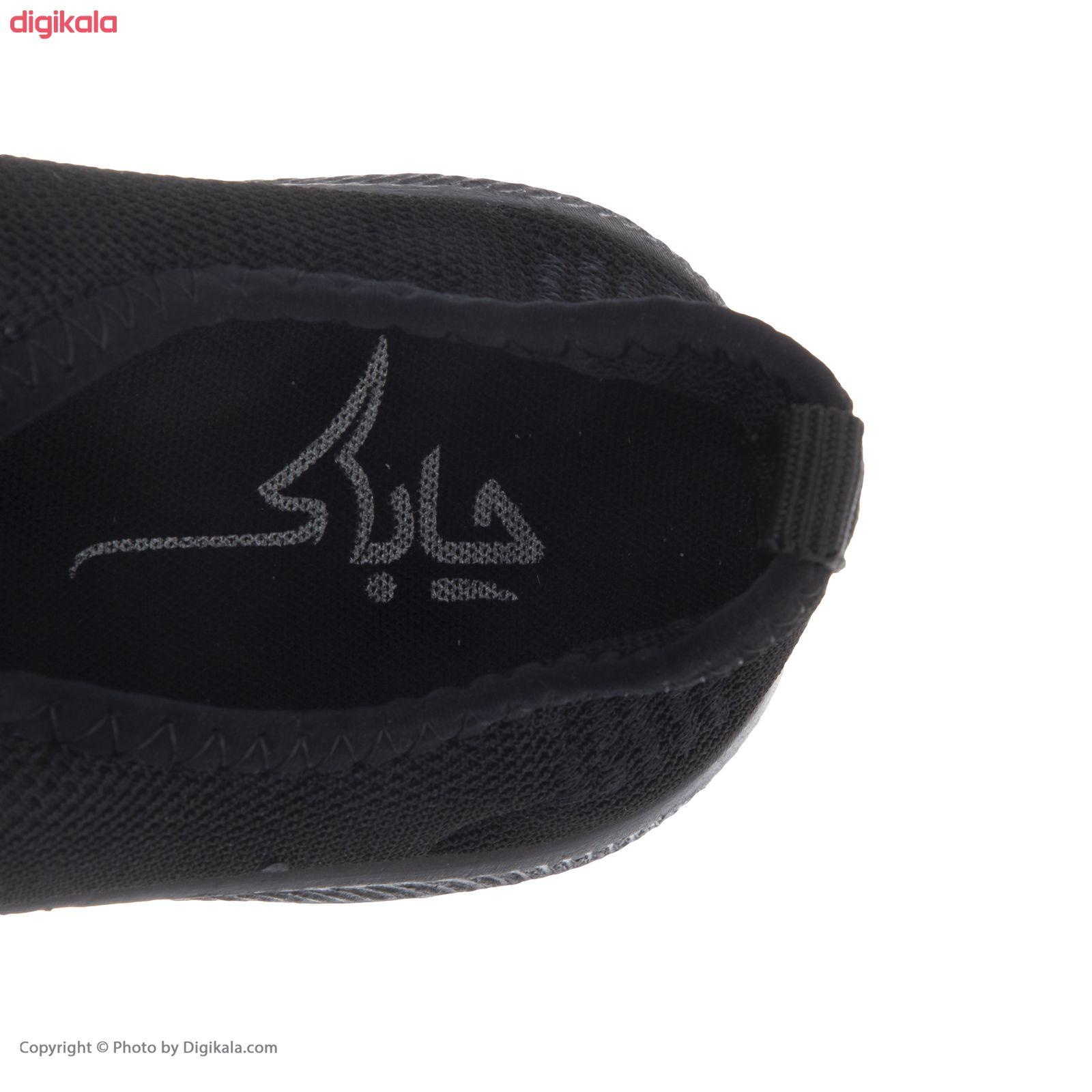 کفش راحتی چابک مدل آرشام رنگ مشکی main 1 5