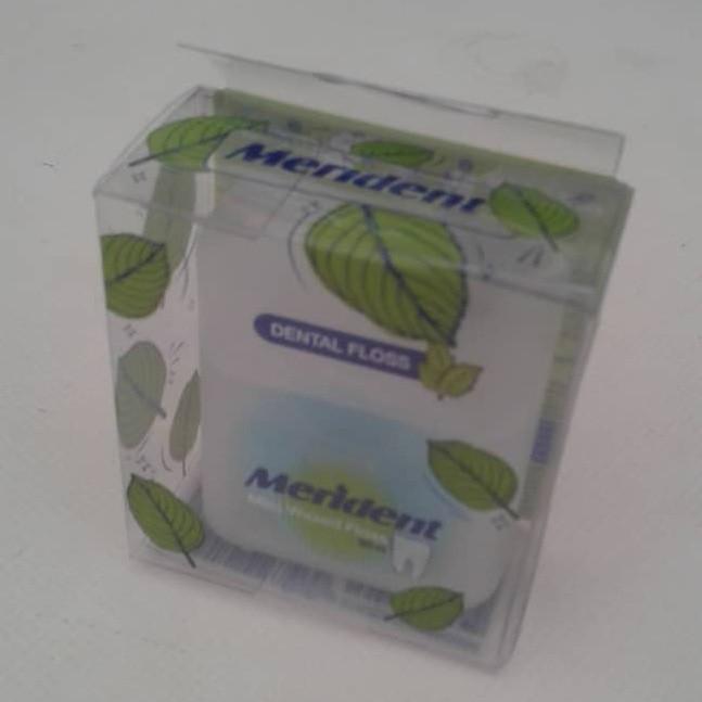 نخ دندان مریدنت مدل Mint Waxed