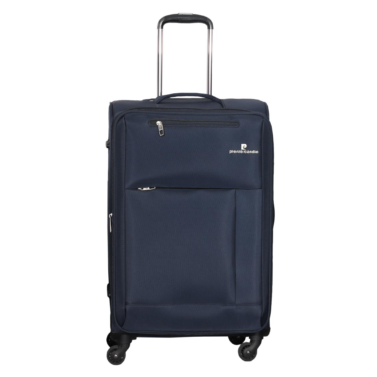 چمدان پیرکاردین مدل 86297 سایز متوسط