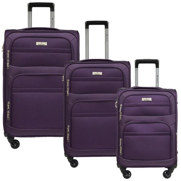 مجموعه سه عددی چمدان سونادا مدل mm010