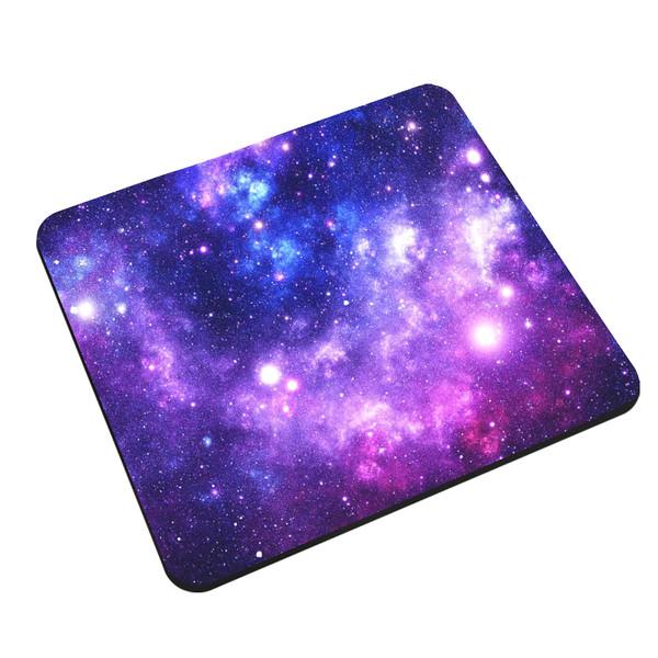 ماوس پد طرح کهکشان مدل MOU538