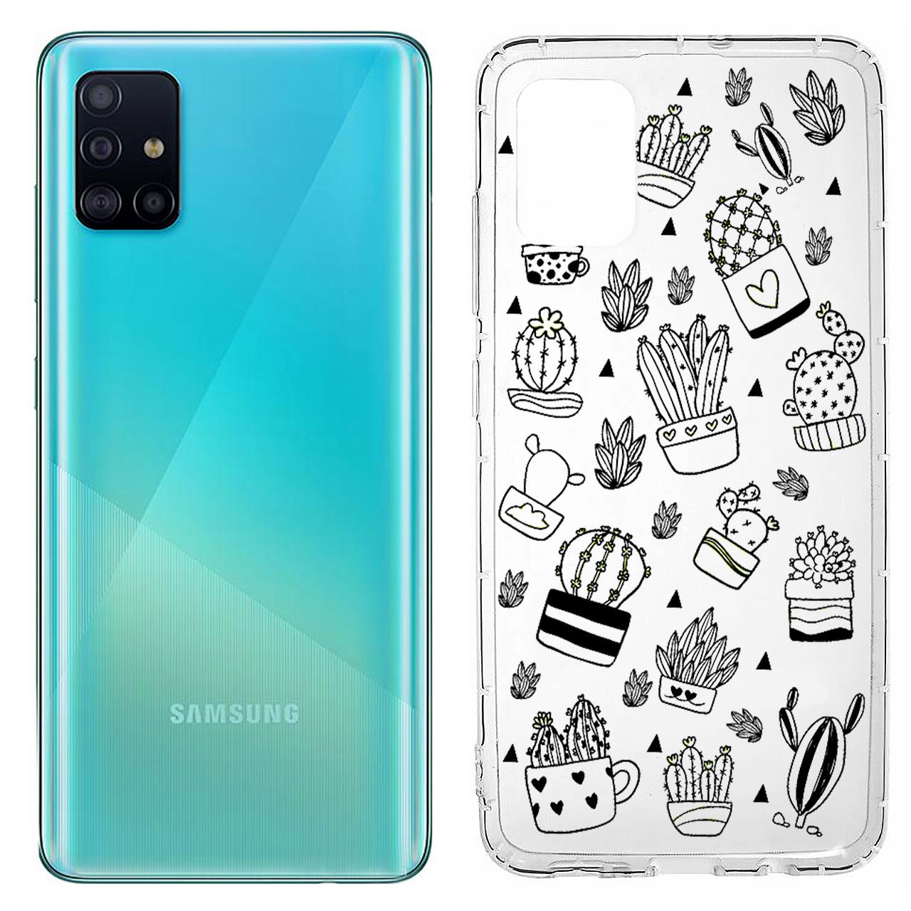 کاور کی اچ کد C20 - B مناسب برای گوشی موبایل سامسونگ Galaxy A51