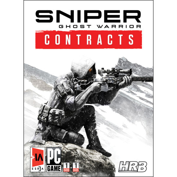 بازی Sniper Ghost Warrior Contracts مخصوص PC