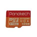 کارت حافظه microSDHC پاناتک مدل Extreme کلاس 10 استاندارد UHS-I U1 سرعت 30MBps ظرفیت 32 گیگابایت thumb