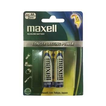 باتری قلمی مکسل مدل M-03 بسته دو عددی