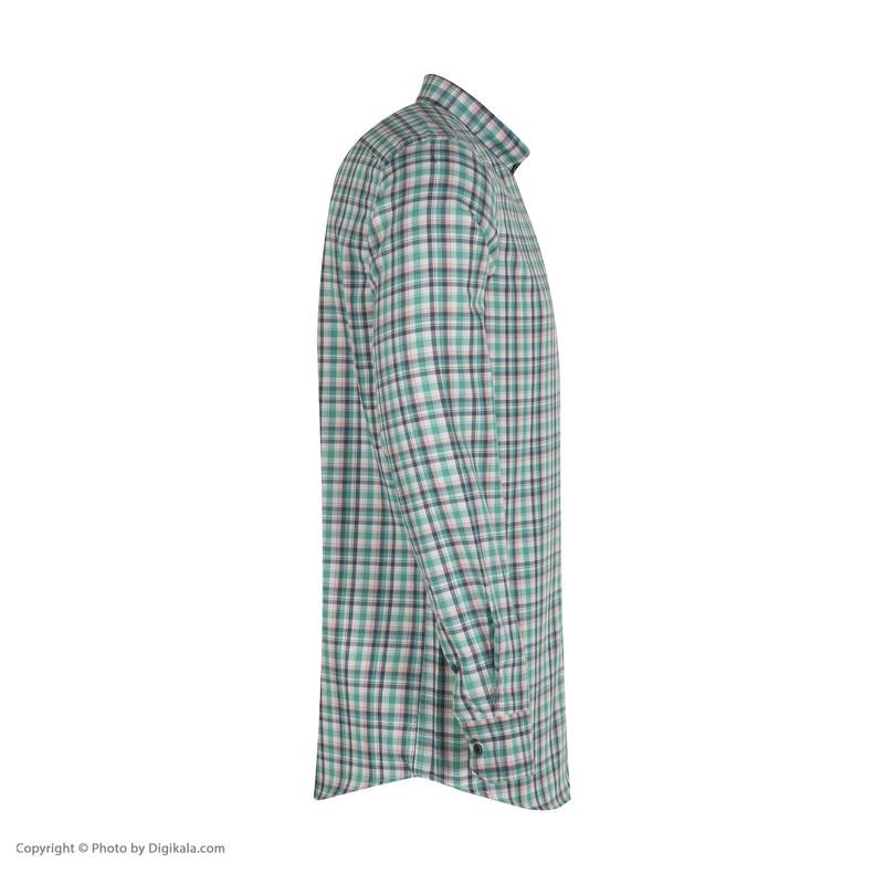 پیراهن مردانه آر ان اس مدل 120107-43