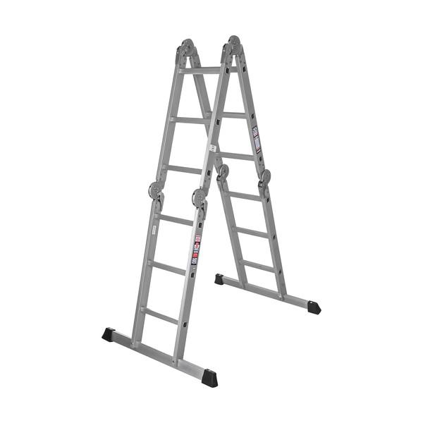 نردبان 16 پله آلوم پارس پله مدل هارمونی