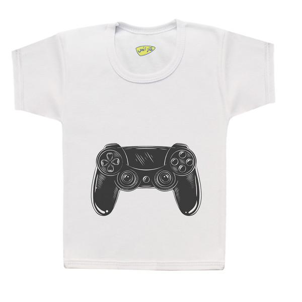 تی شرت پسرانه کارانس طرح گیمر مدل BT-2049