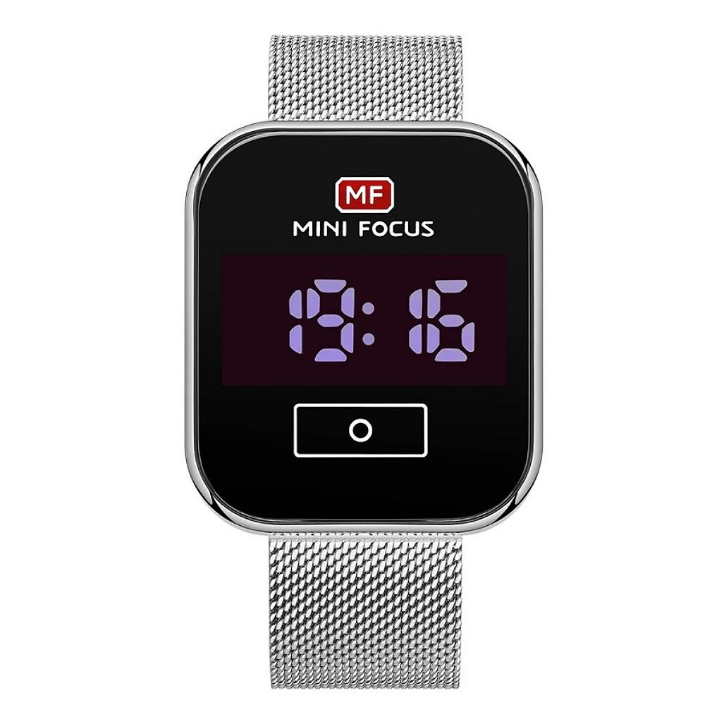 ساعت مچی دیجیتال مینی فوکوس مدل MF0340G.01