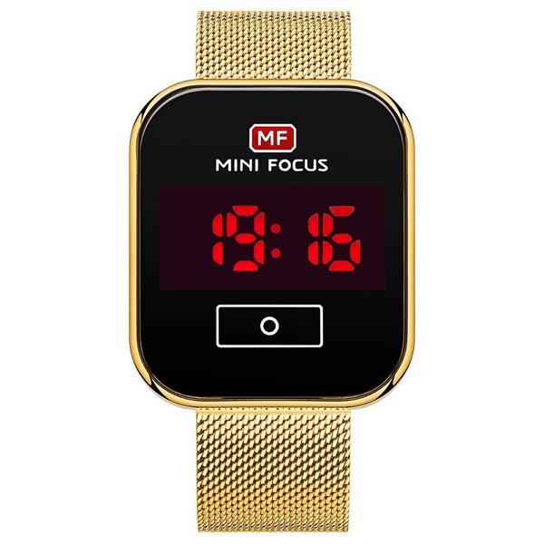 ساعت مچی دیجیتال مینی فوکوس مدل MF0340G.02