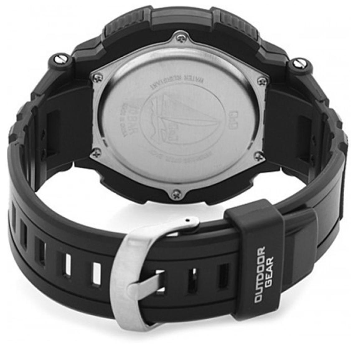 ساعت مچی دیجیتال مردانه کیو اند کیو کد n019-413             قیمت