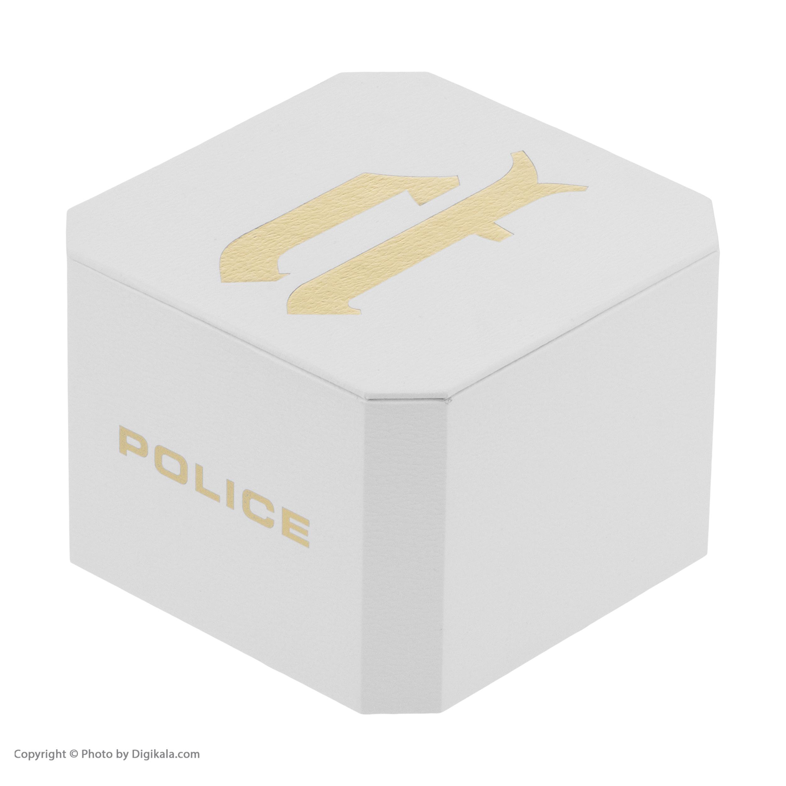 ساعت مچی عقربه ای مردانه پلیس مدل PL14139JS-04              ارزان