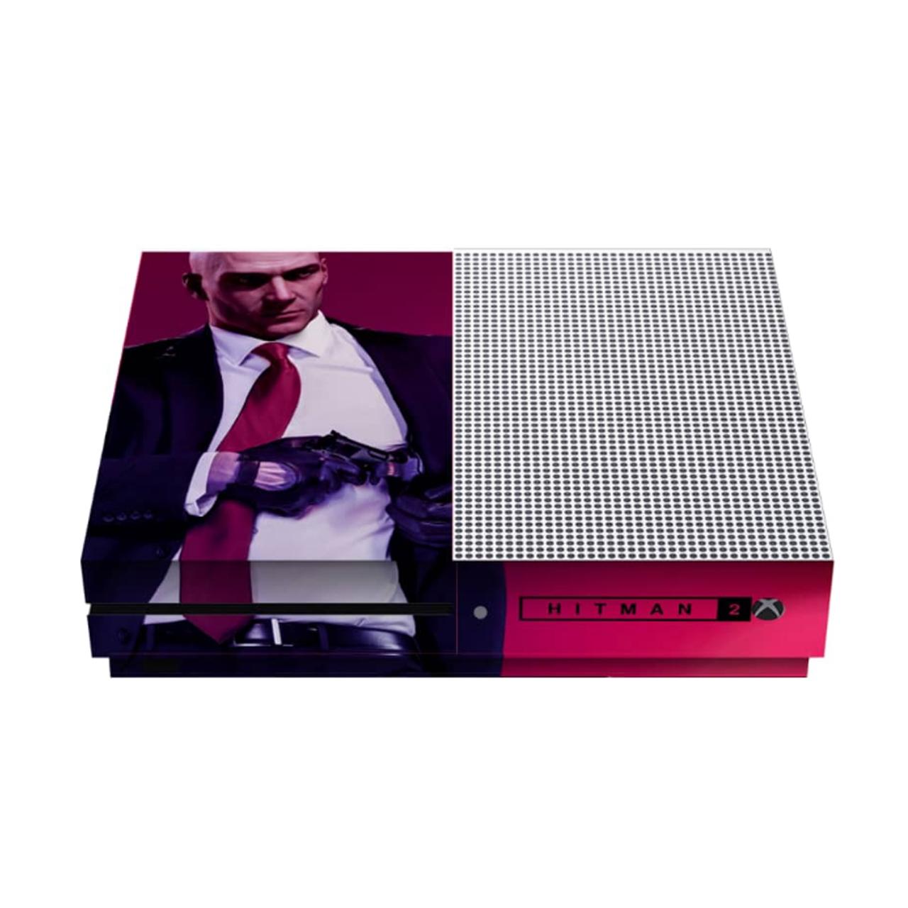 بررسی و {خرید با تخفیف}                                     برچسب ایکس باکس وان اس مدل Hitman47-S111                             اصل