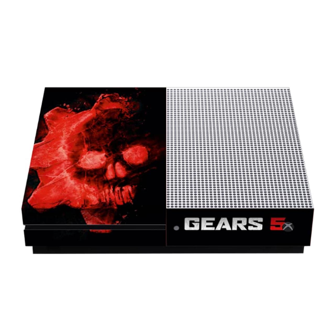 برچسب ایکس باکس وان اس مدل Gear5-S105