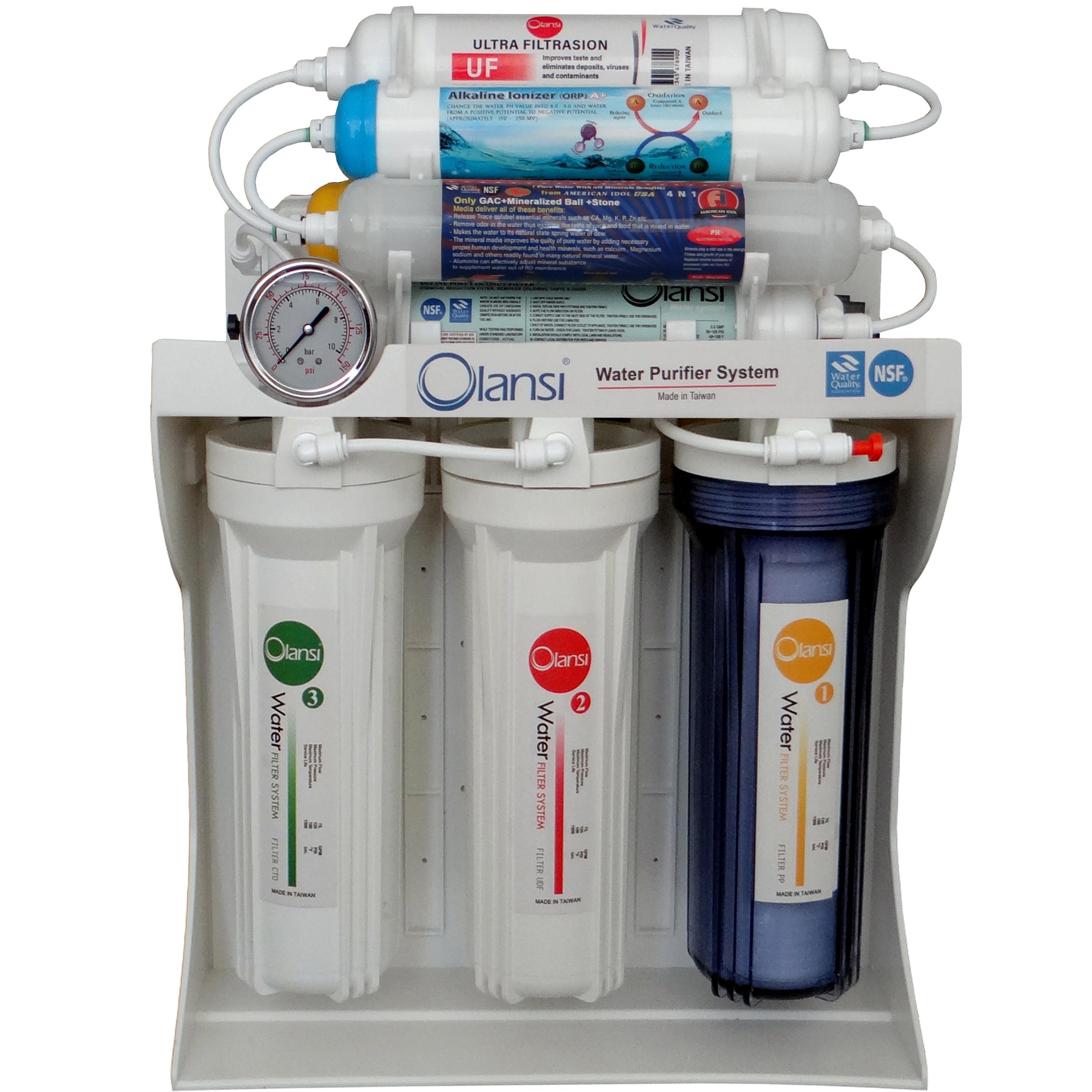 دستگاه تصفیه کننده آب اولانسی مدل RO - FT2700