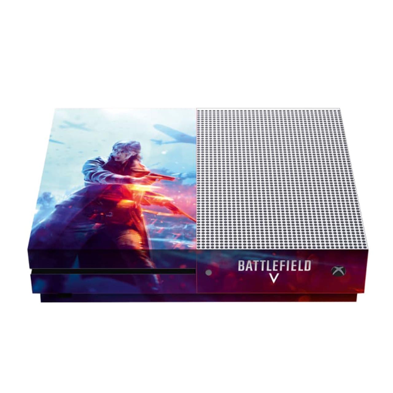 بررسی و {خرید با تخفیف} برچسب ایکس باکس وان اس مدل BattleV1-S103 اصل
