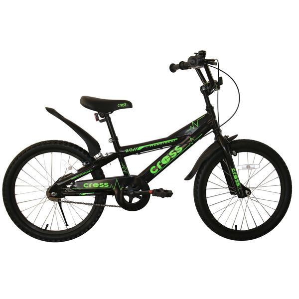 دوچرخه شهری کراس مدل Heart Beat سایز 20
