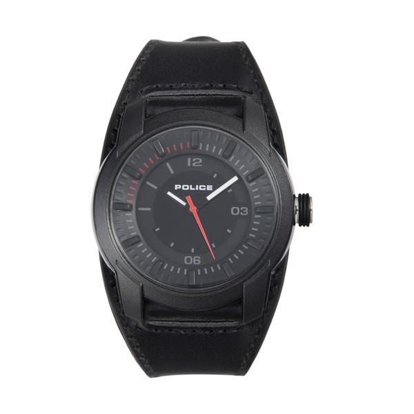 ساعت مچی عقربه ای مردانه پلیس مدل PL14438JPGYB-02