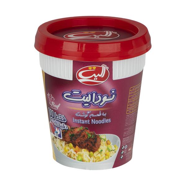 نودالیت الیت با طعم گوشت - 65 گرم