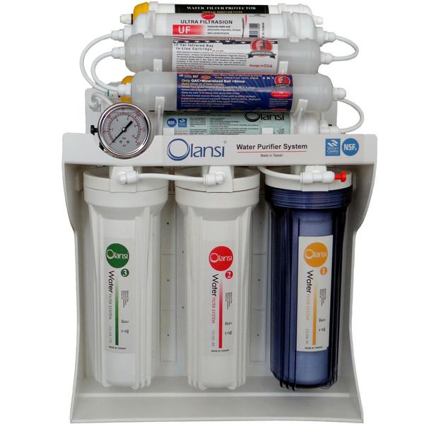 دستگاه تصفیه کننده آب  اولانسی مدل RO - FT2980
