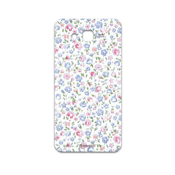 برچسب پوششی ماهوت مدل Painted-Flowers مناسب برای گوشی موبایل سامسونگ Galaxy J7 2015