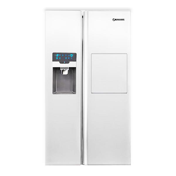 یخچال و فریزر ساید بای ساید اسنوا مدل S8-2321GS