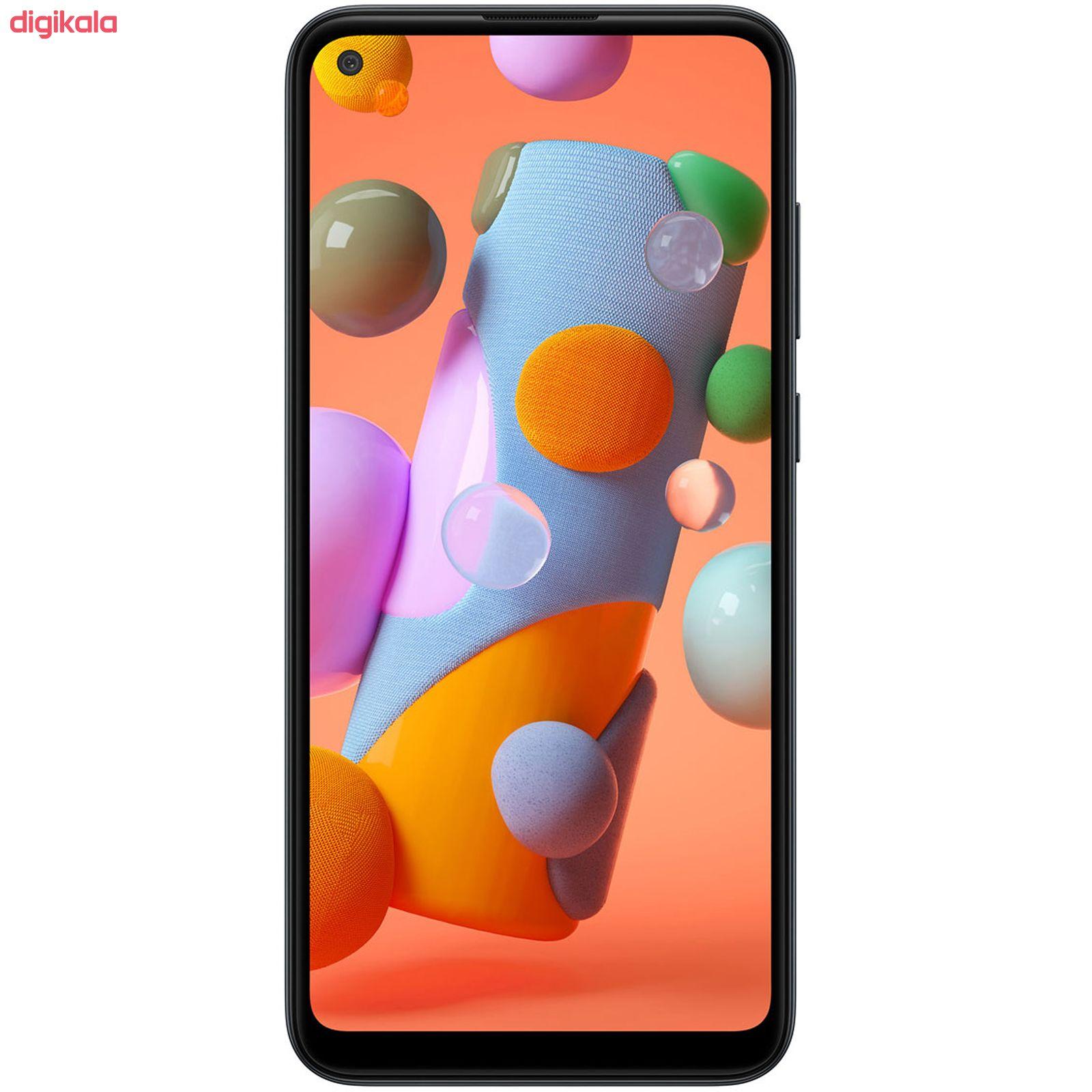 گوشی موبایل سامسونگ مدل Galaxy A11 SM-A115F/DS دو سیم کارت ظرفیت 32 گیگابایت با 3 گیگابایت رم main 1 1