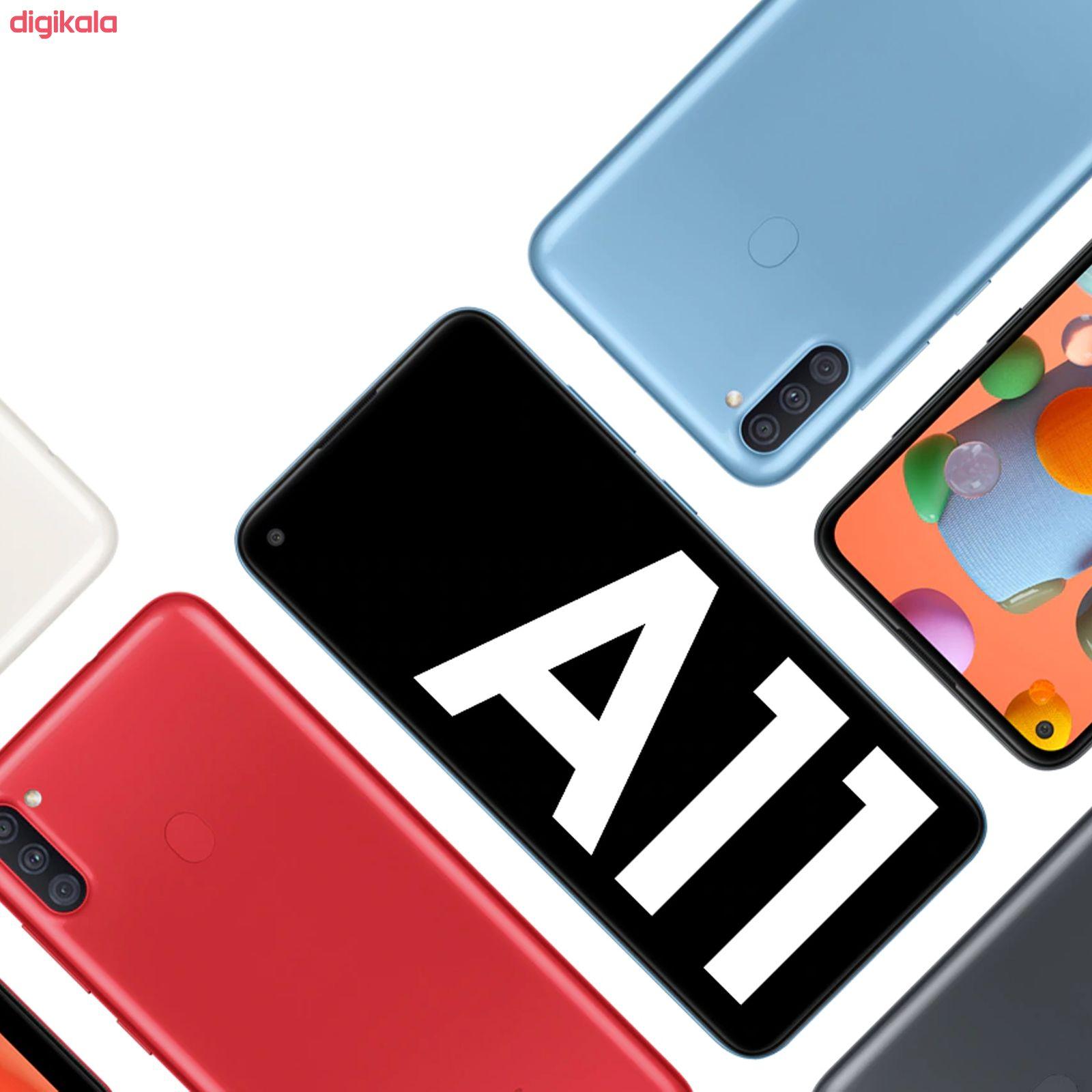 گوشی موبایل سامسونگ مدل Galaxy A11 SM-A115F/DS دو سیم کارت ظرفیت 32 گیگابایت با 3 گیگابایت رم main 1 7