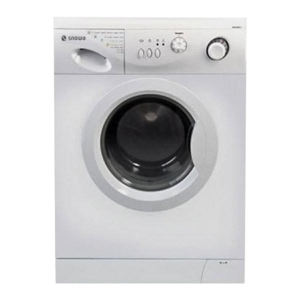 ماشین لباسشویی اسنوا مدل SWD-151S ظرفیت 5 کیلوگرم